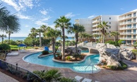 All in One Vacation -- Waterpark AND Ocean Vacation in one gorgeous condo!